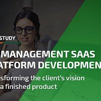 HR Management SaaS Platform Development: transforming the Client's vision into a finished product