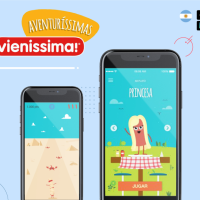 Vienissima iOS & Android app Project