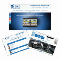 TAB – Online Corporate Group & Individual Portal