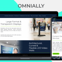 OmniAlly | Digital Signage Solutions