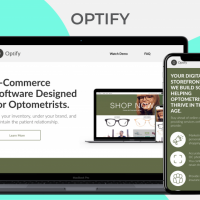 Optify | Ecommerce software for optometrists