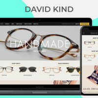 David Kind | Luxury Eyewear Company