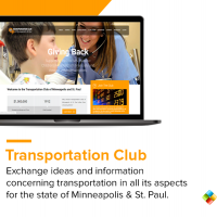 Exchange ideas and information concerning transportation in all its aspects for the state of Minneapolis & St. Paul.