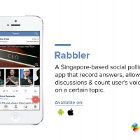 Charles & Minx is a Singapore based startup working on social polling application.