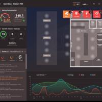 IoT Application For Smart Lighting