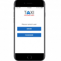 A Mobile App for Airport Cab Services
