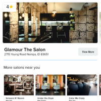 Salon Booking Application