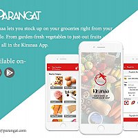 Kiranaa - Online Grocery Ordering and Delivery Platform